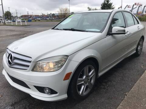 2010 Mercedes-Benz C-Class for sale at 5 STAR MOTORS 1 & 2 in Louisville KY
