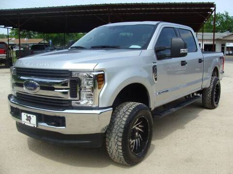 2019 Ford F-250 Super Duty for sale at Texas Truck Deals in Corsicana TX
