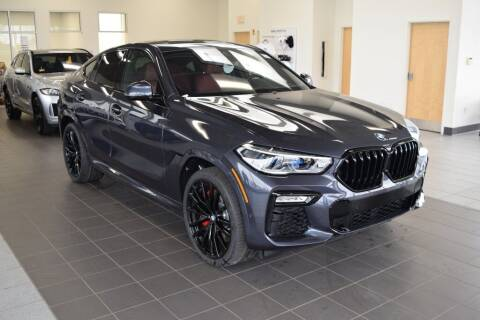 2021 BMW X6 for sale at BMW OF NEWPORT in Middletown RI
