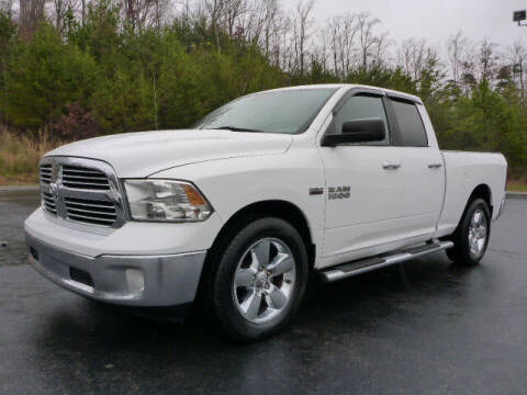 2014 RAM Ram Pickup 1500 for sale at RUSTY WALLACE KIA OF KNOXVILLE in Knoxville TN