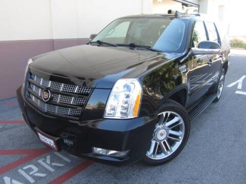 2014 Cadillac Escalade for sale at PREFERRED MOTOR CARS in Covina CA