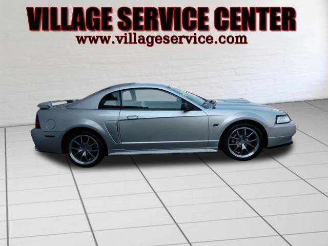 2001 Ford Mustang for sale at VILLAGE SERVICE CENTER in Penns Creek PA