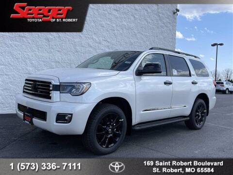 2021 Toyota Sequoia for sale at SEEGER TOYOTA OF ST ROBERT in St Robert MO