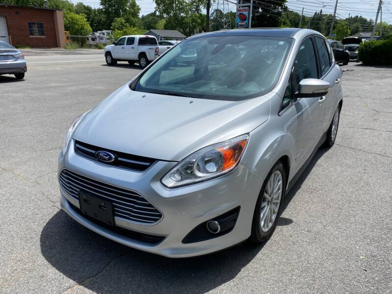 2013 Ford C-MAX Hybrid for sale at 1A Auto Sales in Walpole MA