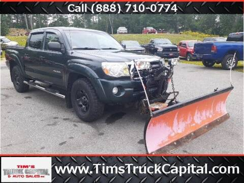 2010 Toyota Tacoma for sale at TTC AUTO OUTLET/TIM'S TRUCK CAPITAL & AUTO SALES INC ANNEX in Epsom NH