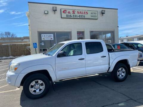 2009 Toyota Tacoma for sale at C & S SALES in Belton MO