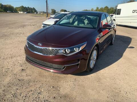 2016 Kia Optima for sale at CAR CORNER in Van Buren AR