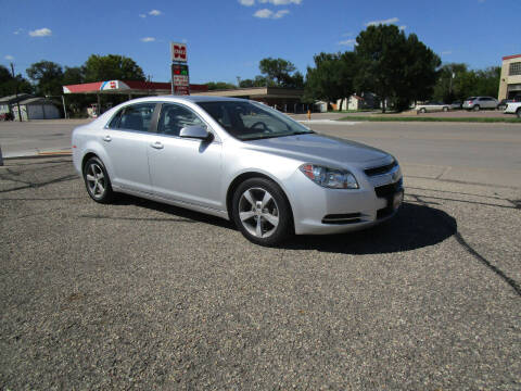 2011 Chevrolet Malibu for sale at Padgett Auto Sales in Aberdeen SD