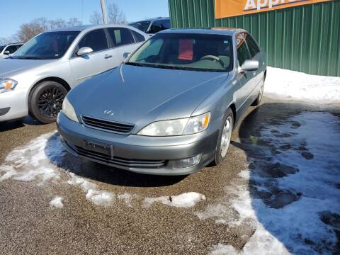 2000 Lexus ES 300 for sale at ASAP AUTO SALES in Muskegon MI
