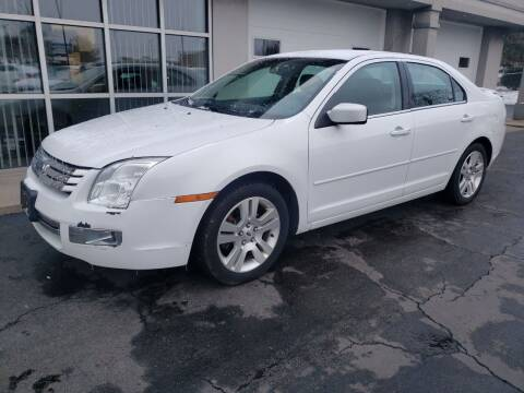 2007 Ford Fusion for sale at STRUTHER'S AUTO MALL in Austintown OH