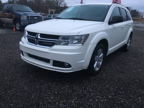 2014 Dodge Journey for sale at Complete Auto Credit in Moyock NC