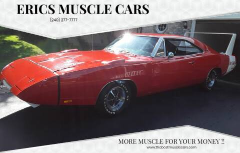 1969 Dodge Daytona for sale at Erics Muscle Cars in Clarksburg MD
