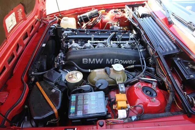 1988 BMW M6 13