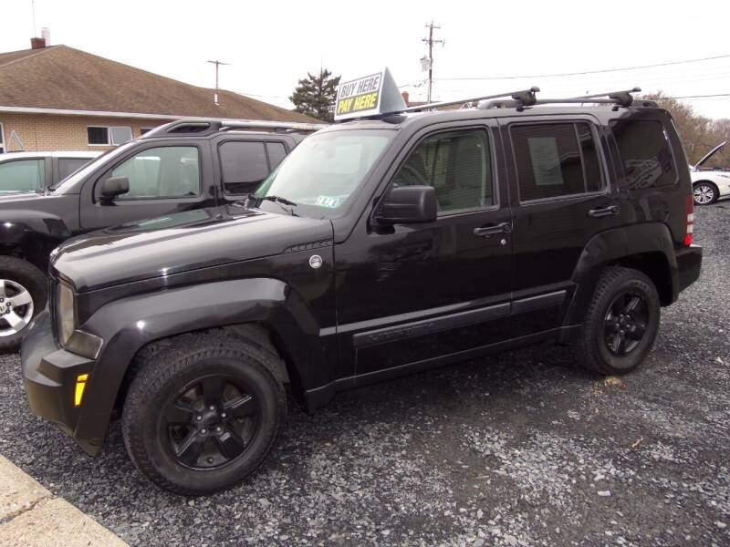 2008 Jeep Liberty for sale at Fulmer Auto Cycle Sales - Fulmer Auto Sales in Easton PA