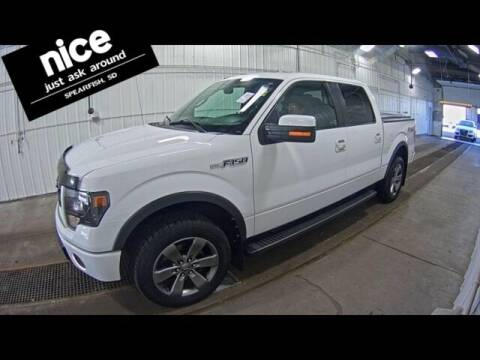 2014 Ford F-150 for sale at PRESTIGE AUTO SALES in Spearfish SD