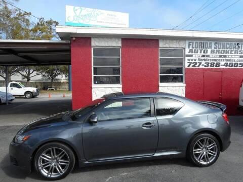2012 Scion tC for sale at Florida Suncoast Auto Brokers in Palm Harbor FL