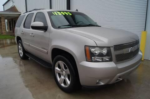 2009 Chevrolet Tahoe for sale at Deaux Enterprises, LLC. in Saint Martinville LA
