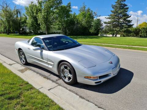 1997 Chevrolet Corvette for sale at A.I. Monroe Auto Sales in Bountiful UT