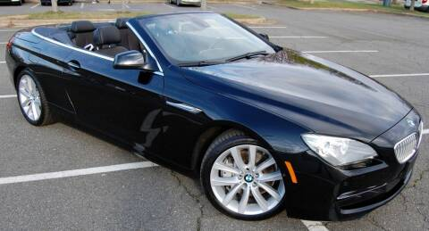 2012 BMW 6 Series for sale at Bimmer Sales LTD in Great Falls VA