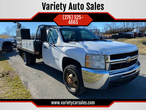 2010 Chevrolet Silverado 3500HD for sale at Variety Auto Sales in Abingdon VA