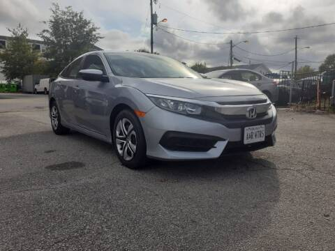 2017 Honda Civic for sale at A&R MOTORS in Portsmouth VA