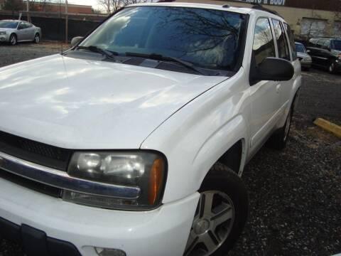 2005 Chevrolet TrailBlazer for sale at Branch Avenue Auto Auction in Clinton MD