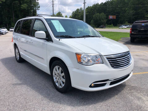 2013 Chrysler Town and Country for sale at Galaxy Auto Sale in Fuquay Varina NC