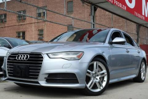 2017 Audi A6 for sale at HILLSIDE AUTO MALL INC in Jamaica NY