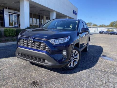 2019 Toyota RAV4 for sale at Mike Schmitz Automotive Group in Dothan AL