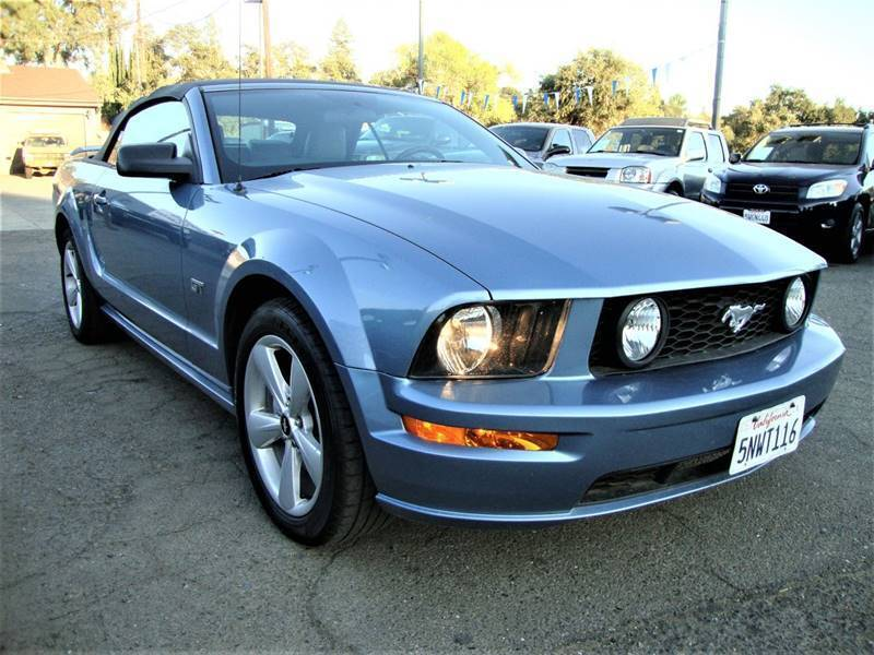 2005 Ford Mustang for sale at DriveTime Plaza in Roseville CA