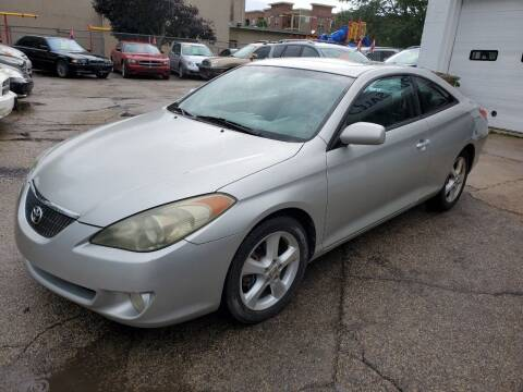 2004 Toyota Camry Solara for sale at Steve's Auto Sales in Madison WI