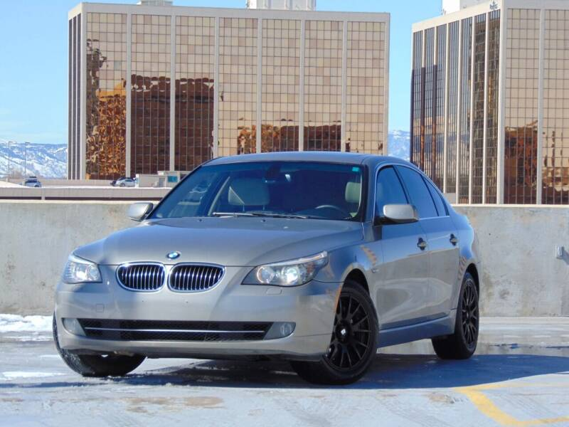 2008 BMW 5 Series for sale at Pammi Motors in Glendale CO