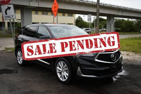2020 Acura RDX for sale at STS Automotive - Miami, FL in Miami FL