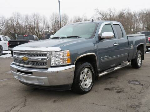2012 Chevrolet Silverado 1500 for sale at Low Cost Cars North in Whitehall OH