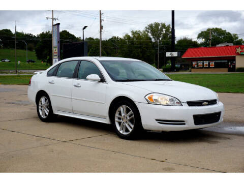 2016 Chevrolet Impala Limited for sale at Autosource in Sand Springs OK