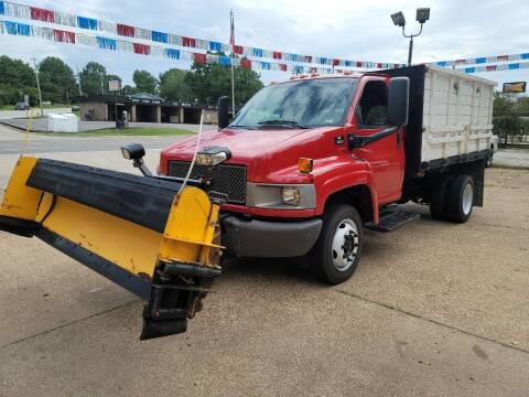 2004 Chevrolet C5500 for sale at County Seat Motors in Union MO