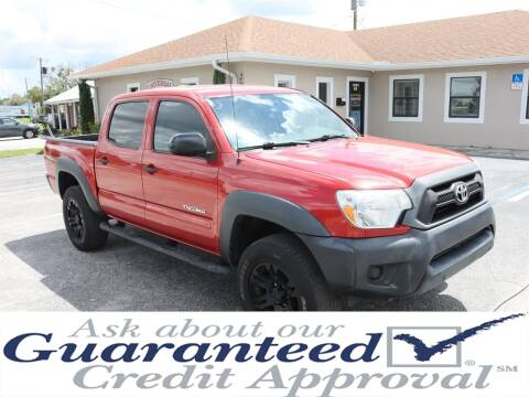 2015 Toyota Tacoma for sale at Universal Auto Sales in Plant City FL