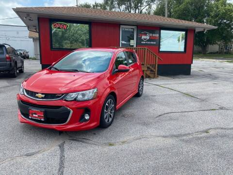 2017 Chevrolet Sonic for sale at Big Red Auto Sales in Papillion NE