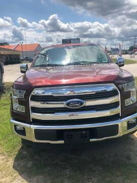 2015 Ford F-150 for sale at Gralin Hampton Auto Sales in Summerville SC
