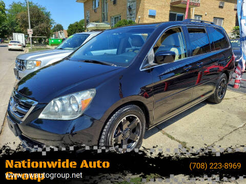 2006 Honda Odyssey for sale at Nationwide Auto Group in Melrose Park IL