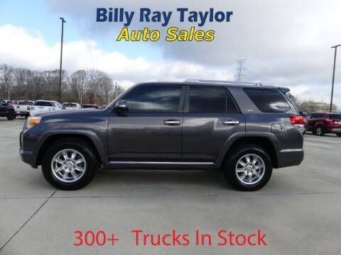 2011 Toyota 4Runner for sale at Billy Ray Taylor Auto Sales in Cullman AL