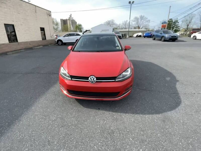 2015 Volkswagen Golf for sale at Va Auto Sales in Harrisonburg VA