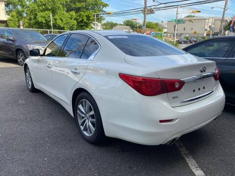 2015 Infiniti Q50 for sale at Buy Here Pay Here Auto Sales in Newark NJ