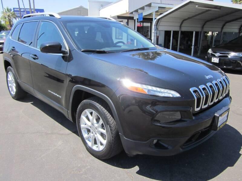 2016 Jeep Cherokee for sale at Public Wholesale in Sacramento CA