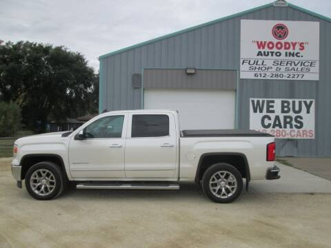 2015 GMC Sierra 1500 for sale at Woody's Auto Sales Inc in Randolph MN