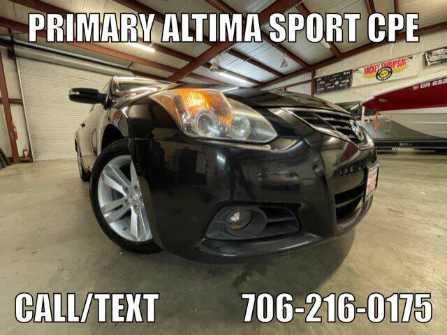 2013 Nissan Altima for sale at Primary Auto Group in Dawsonville GA