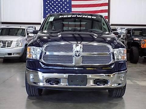 2017 RAM Ram Pickup 1500 for sale at Texas Motor Sport in Houston TX