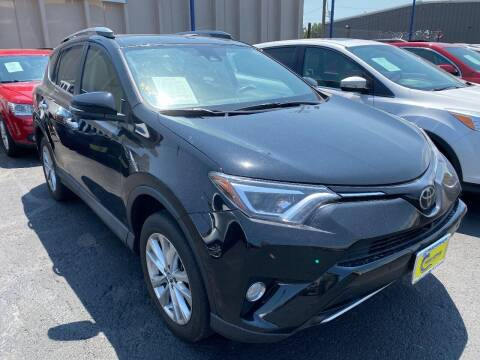 2018 Toyota RAV4 for sale at New Wave Auto Brokers & Sales in Denver CO