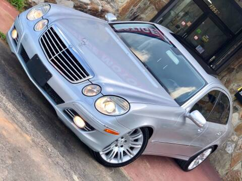 2008 Mercedes-Benz E-Class for sale at Atlanta Prestige Motors in Decatur GA