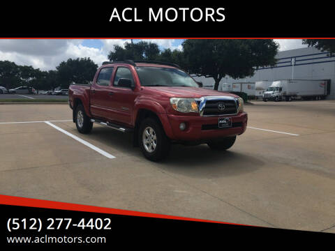 2009 Toyota Tacoma for sale at ACL MOTORS in Austin TX